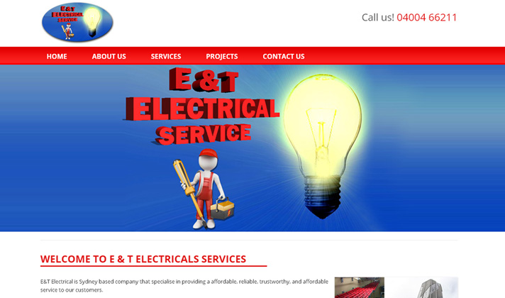E & T Electricals Services